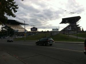 Hello Husky Stadium!