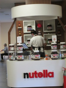 The Nutella Stand