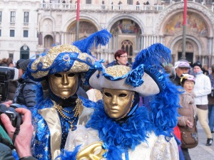 Carnevale costumes!