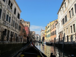 On a narrower canal