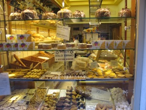 A Jewish bakery... everything looks so good!