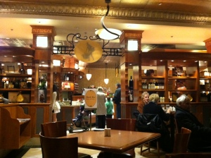 The Nordstrom Cafe