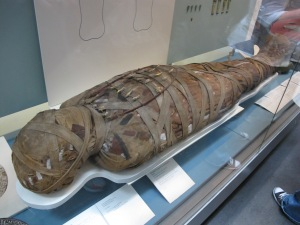 And another really old mummy