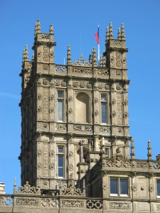 Some of the turrets
