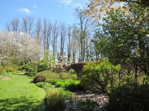 Beautiful gardens...