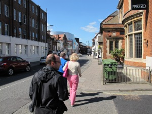 Strolling around Newbury