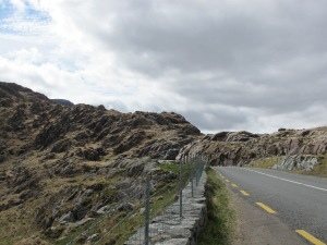 Very rocky!