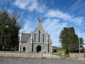 The church in Brosna