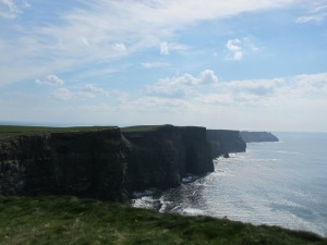 The Cliffs at last!