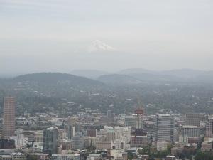 Foggy Portland