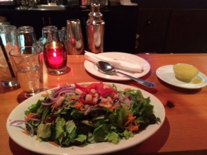 Salad...