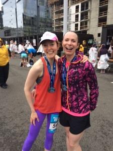 A 1:45 half marathon!